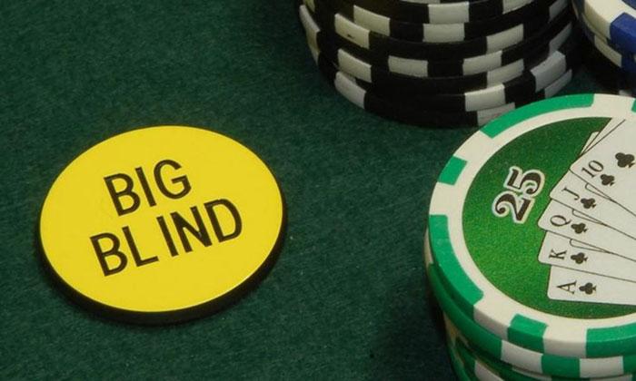 Блайнды в покере