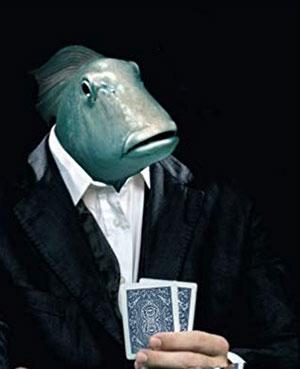 найти фиша в покере