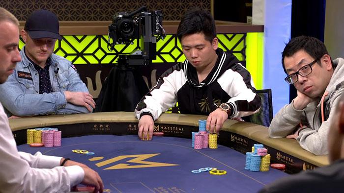 Анте ставки в покере