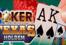 Texas Hold'em покер игра